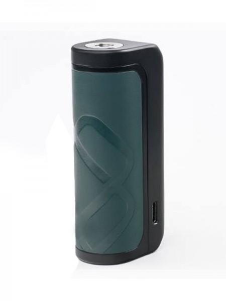 Augvape Foxy One 120 Vape Box Mod Black Green Leather