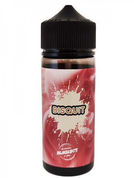 BLACKOUT Biscuit 120ml