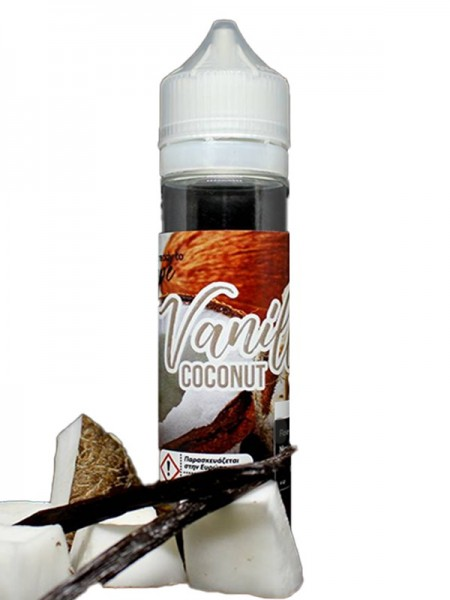 BLACKOUT Vanilla Coconut 60ml
