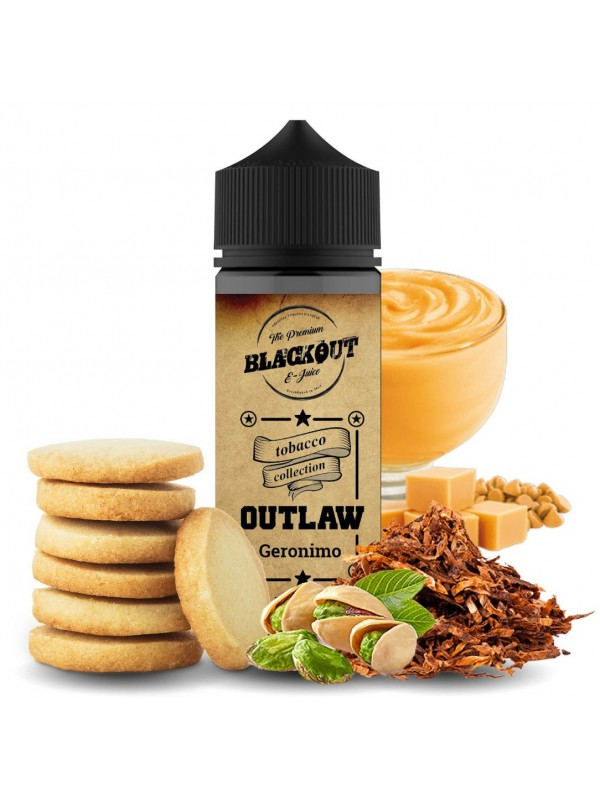 BLACKOUT OUTLAW Geronimo 120ml