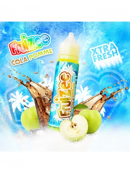 Eliquid France Fruizee Flavour Shot Apple Cola 60ml