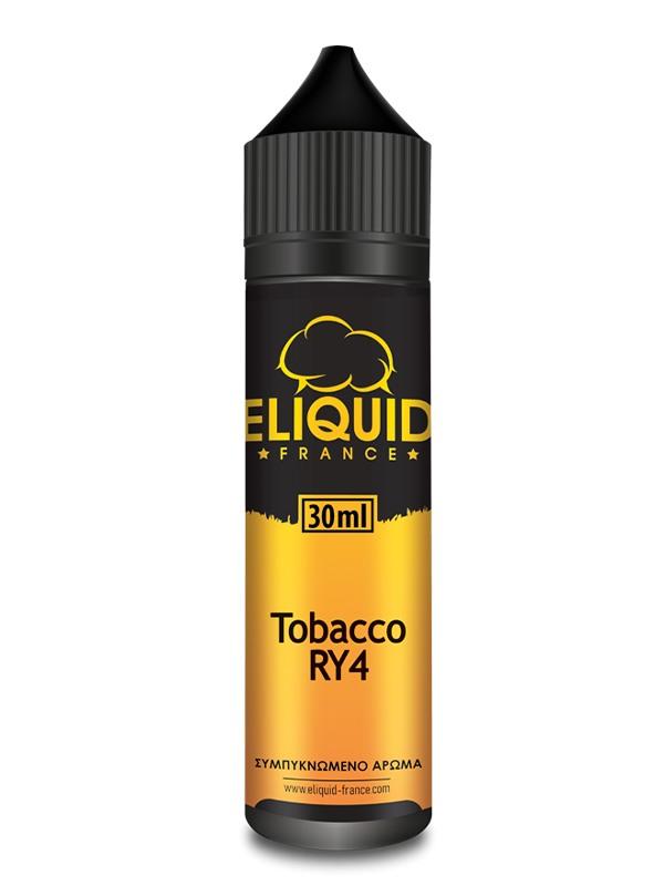 Eliquid France Flavour Shot Tobacco Ry4 60ml