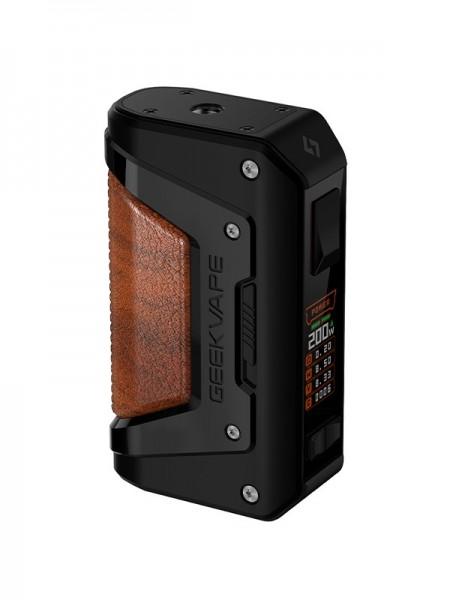 GeeKVape L200 200W Box Mod Black