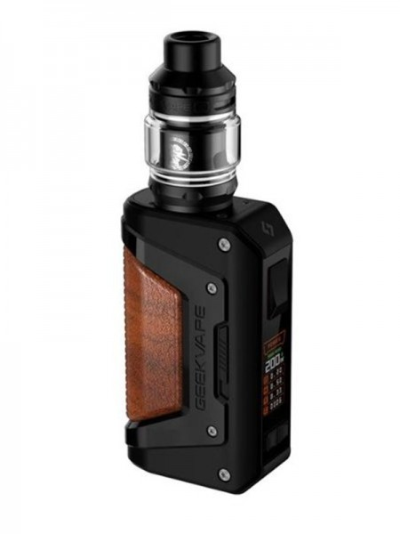 GeeKVape L200 (Aegis Legend 2) 200W TC Kit Black