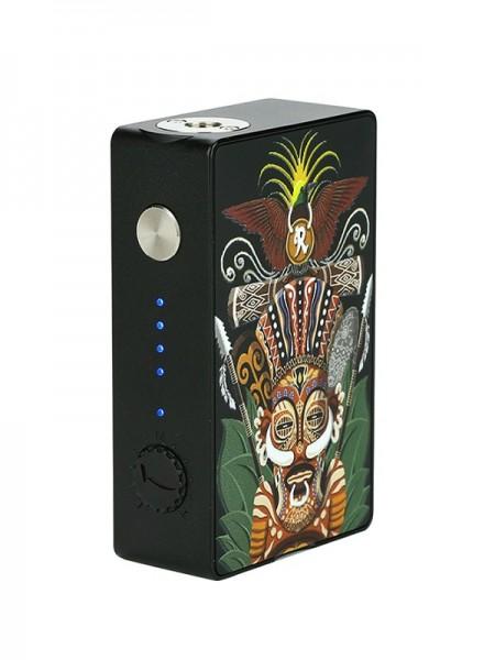Hippovape Viva 245W Box Mod Black