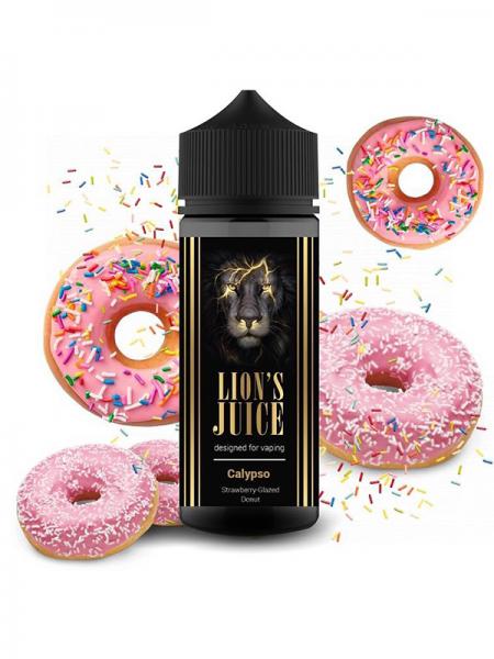 Lion's Juice Shot Calypso 120ml