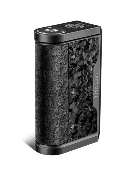 Lost Vape Box Centaurus Dna 250c Black Carbon Fiber