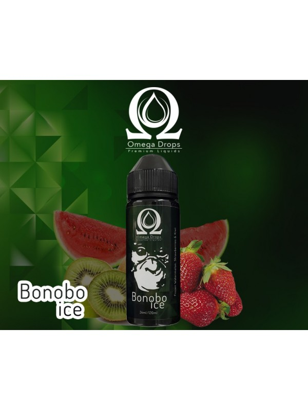 Omega Drops Bonobo Ice 120ml