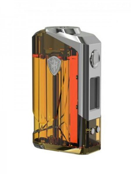 Rincoe Jellybox 228W VW/TC Box Mod Amber Clear