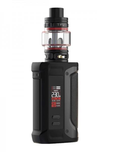 Smok Arcfox Kit 230W with TFV18 Sub Ohm Tank Bright Black