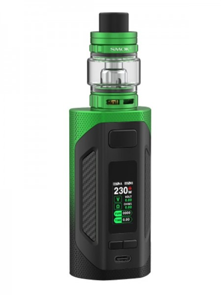 Smok Rigel Kit 230W Black-Green