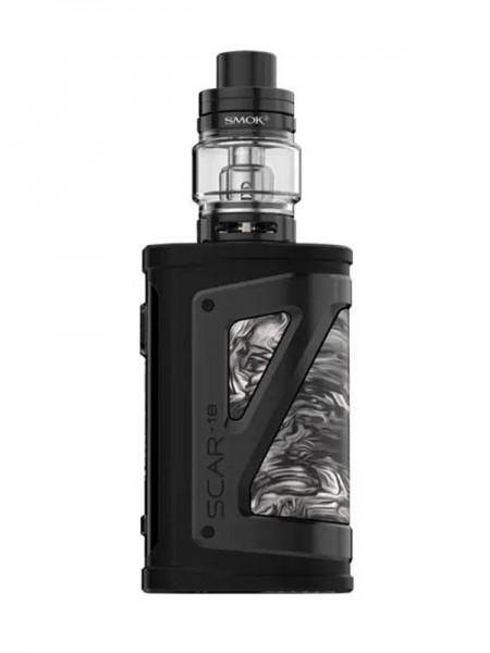 Smok Scar-18 Kit Fluid Black White