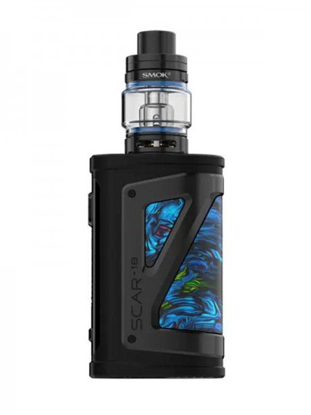 Smok Scar-18 Kit Fluid Blue