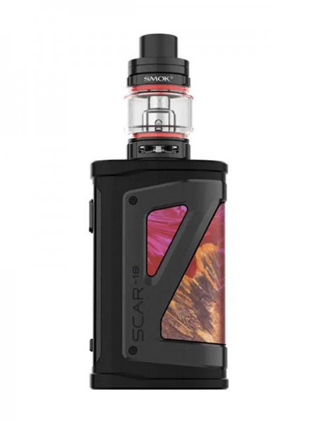 Smok Scar-18 Kit Red Stabilizing Wood