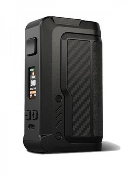 Vandy Vape GAUR-21 Mod 200W Black Carbon