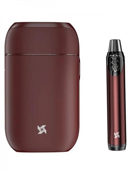 VapX Kit ART Pod 300mAh With Charging Case 800mah Red