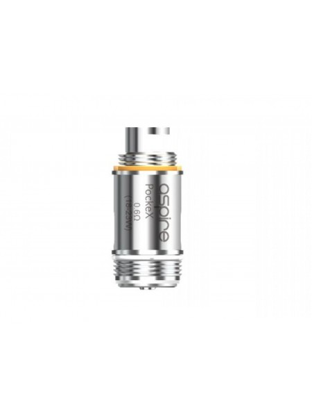 Aspire PockeX Coil 0.6 ohm