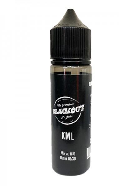BLACKOUT Flavor Shot KML 60ml