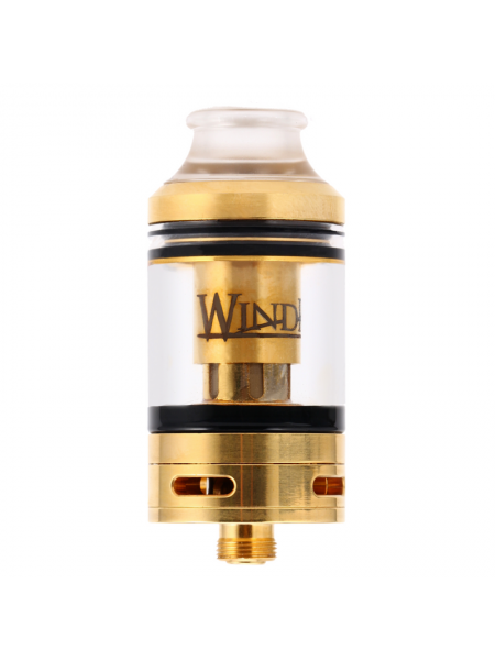 Counsil of Vapor Windrunner Atomizer Gold