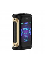 Geekvape Aegis X 200W TC Box Mod Gold & Black