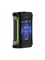 Geekvape Aegis X 200W TC Box Mod Green & Black