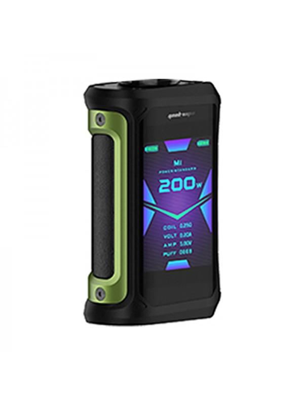 Geekvape Aegis X 200W TC Box Mod Green & Black