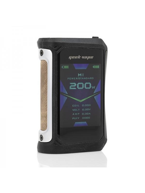 Geekvape Aegis X 200W TC Box Mod Classic Silver