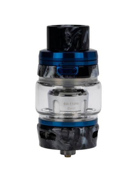 GeekVape Alpha Tank With Meshmellow Coil System Blue & Onyx Resin