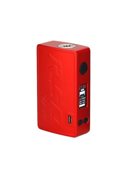 HotCigs RSQ Mate 213W Mod Red