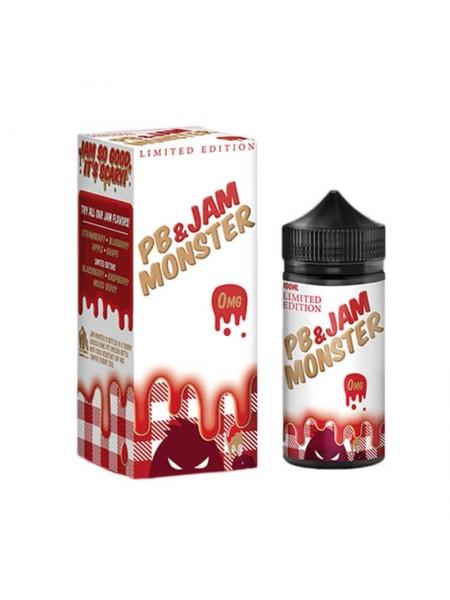 Jam Monster PB & Jam Strawberry 100 ml