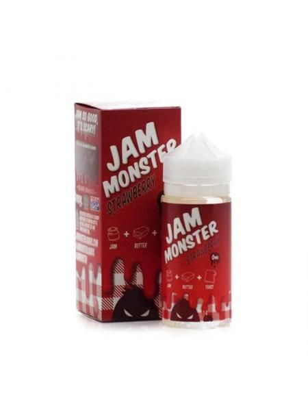 Jam Monster Strawberry 100 ml