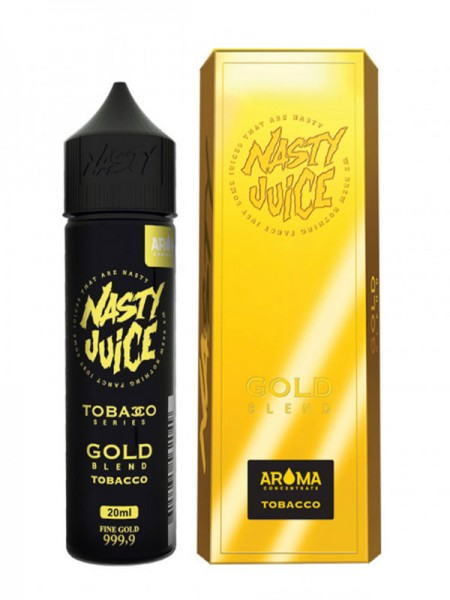 Nasty Juice Tobacco Series Gold Blend 60ml