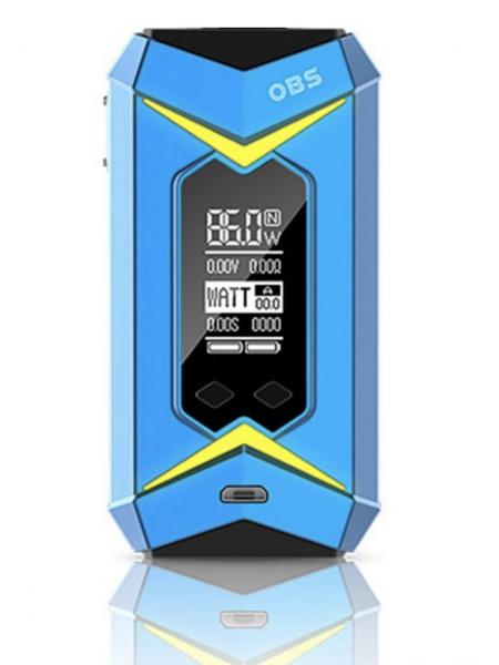 Obs Bat Box Mod Blue