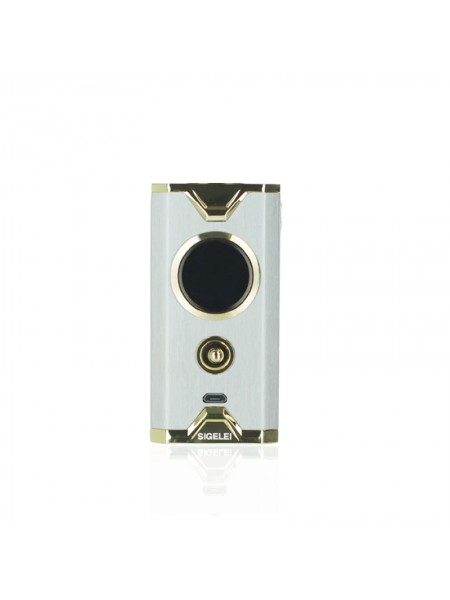 Sigelei Shikra 200W Gold - Stainless Steel