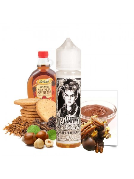 SteamPunk Flavor Shot RY4 Platinum 60 ml