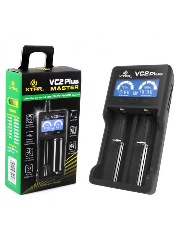XTAR Φορτιστής Master VC2 Plus
