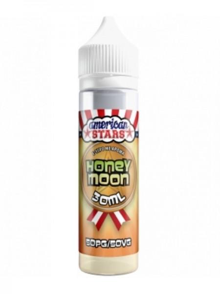American Stars Flavour Shot Honey Moon 60ml