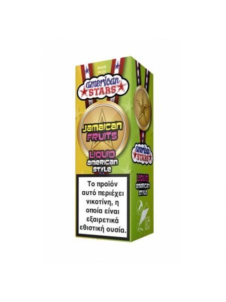American Stars Jamaican Fruit 10ml