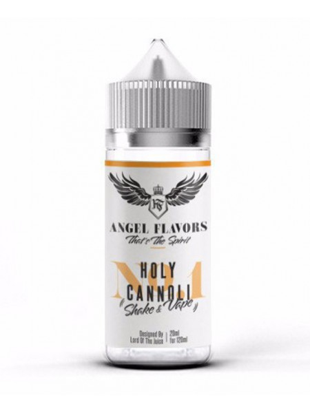 Angel Flavor Shot Holy Cannoli 120ml