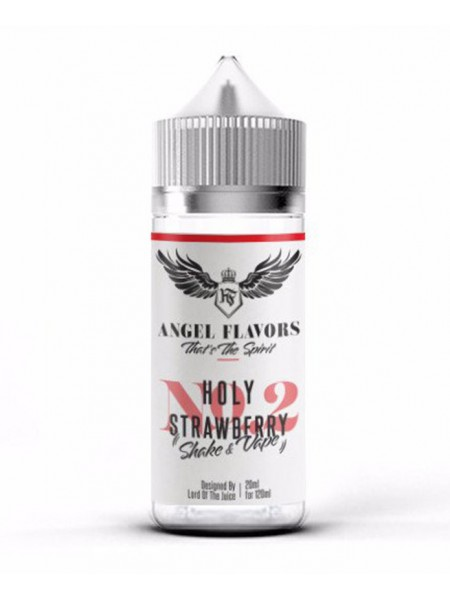 Angel Flavor Shot Holy Strawberry 120ml