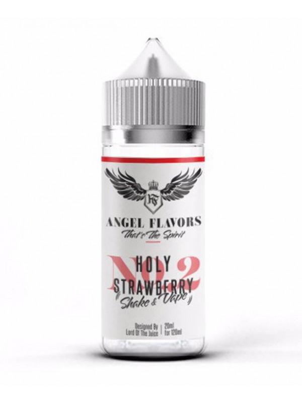 Angel Flavor Shot Holy Strawberry 120ml