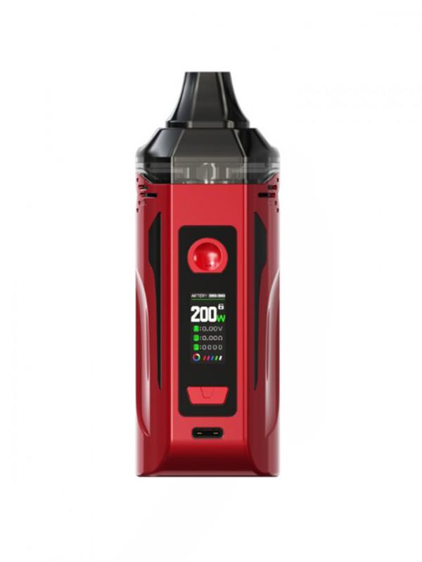 Artery Nugget GT 200W Pod Kit Red