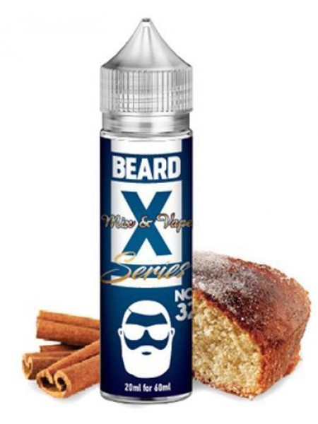 Beard Vape No32 Cinnamon Cake 60ml