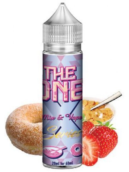 Beard Vape Strawberry Donut Cereal 60ml