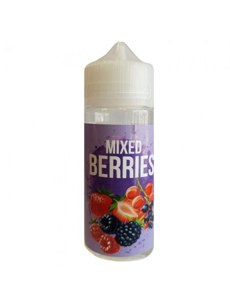BLACKOUT Mixed Berries 120ml