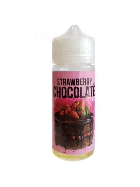 BLACKOUT Strawberry Chocolate 120ml