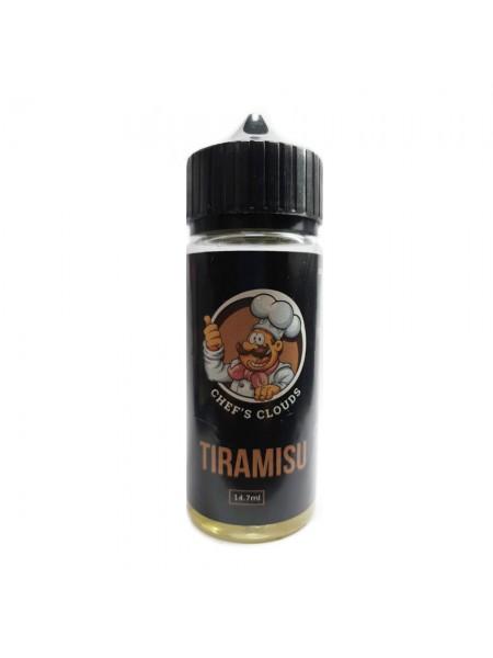 BLACKOUT Chef's Clouds Flavor Shot Tiramisu 120ml