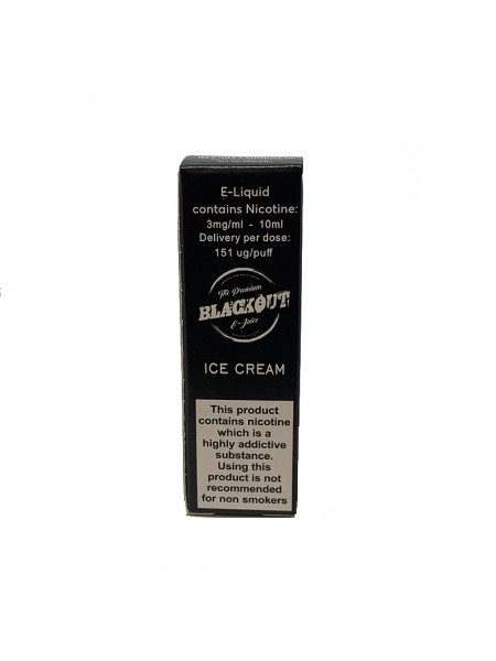 BLACKOUT Ice-Cream 10ml