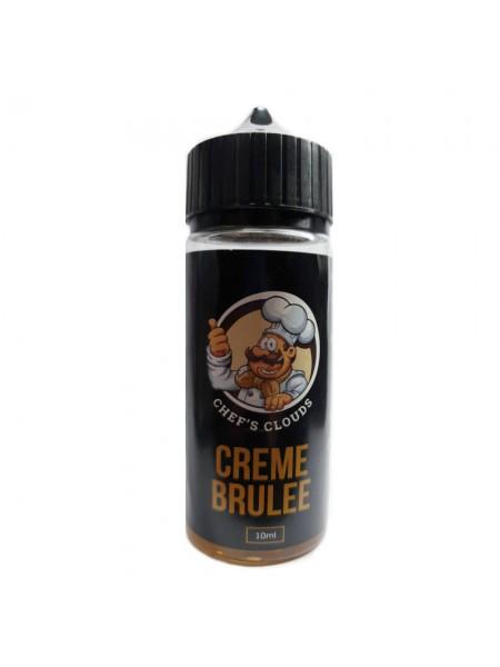 BLACKOUT Chef's Clouds Flavor Shot Creme Brulee 120ml