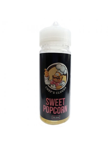 BLACKOUT Chef's Clouds Flavor Shot Sweet Popcorn 120ml